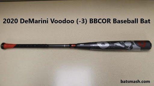 2020 Voodoo (-3) BBCOR Bat 2 5/8 Barrel Width