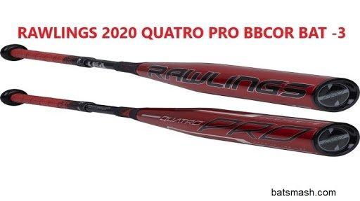 2020 Rawlings Quatro Pro 2 5/8