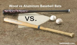 Wood vs. Aluminum Baseball Bats